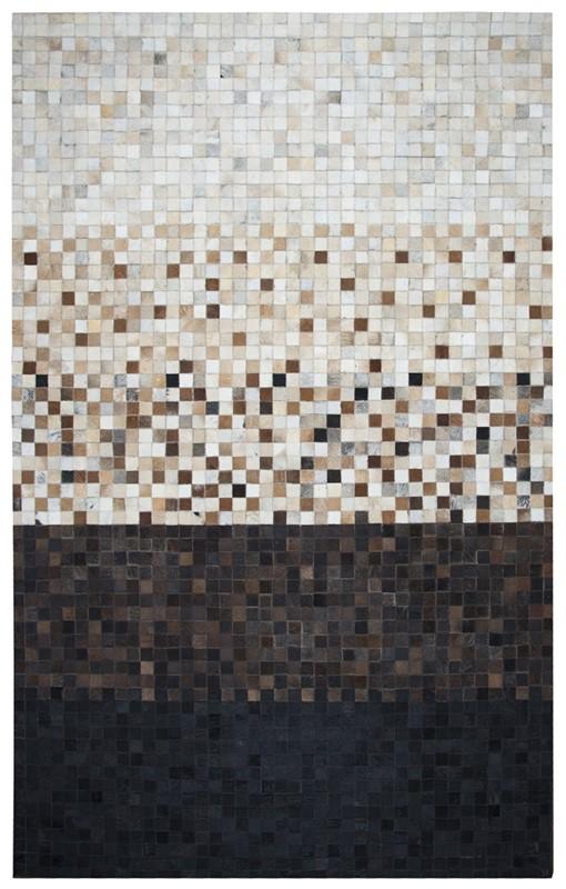 animal print rug