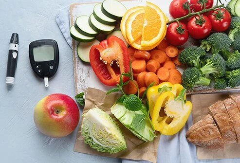 Choose Carbohydrates with Lower GI